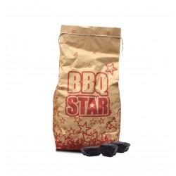 Węgiel drzewny BBQ STAR 2kg