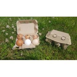 Opakowanie na 6 jaj -...